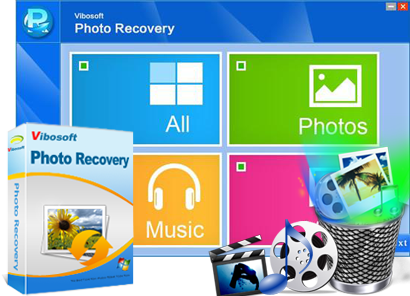 vibosoft lost photo recovery banner