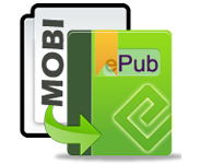 Easy way to turn .mobi books into ePub for Mac and windows