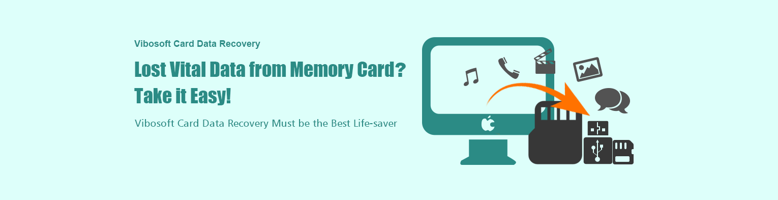 Card Data Recovery Banner
